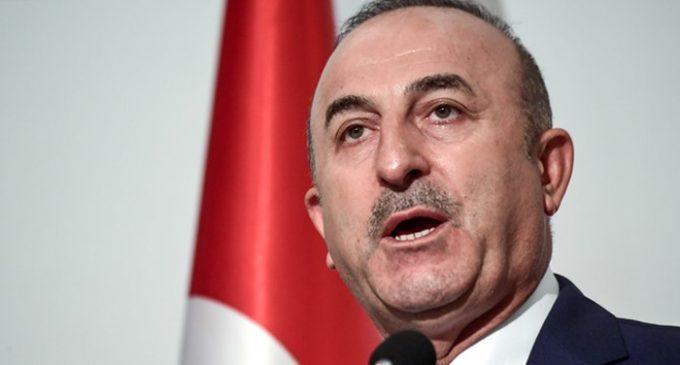 Ministro Cavusoglu: Referendo do Governo Regional do Curdistão pode desencadear guerra civil