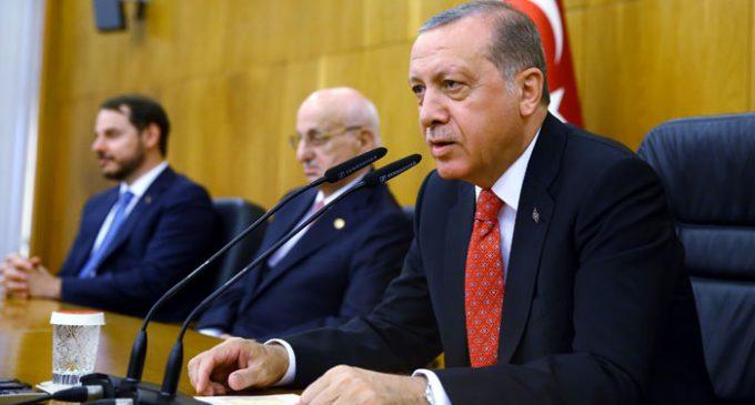Erdoğan: Turquia deve realizar uma operação militar conjunta com o Irã contra o PKK em Kandil