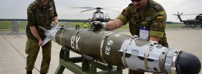 Firmas alemãs vendem 5,6 milhões de euros em armas para a Turquia