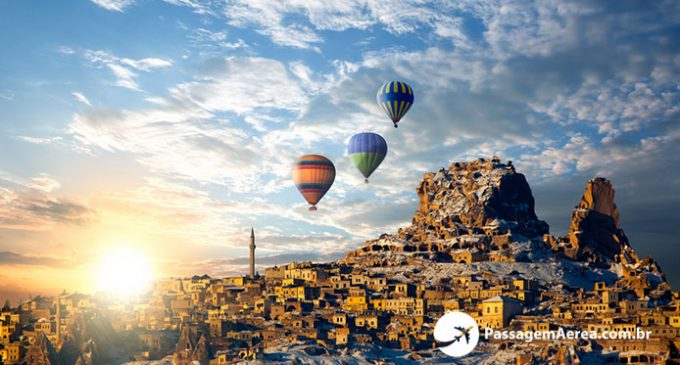 Istambul, a cidade da história e da evolução na Turquia