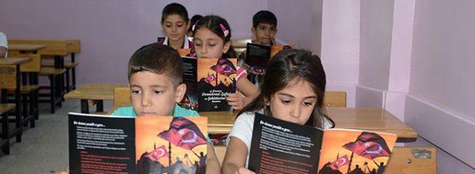 15 de julho substitui 3 feriados nacionais em comemorações escolares
