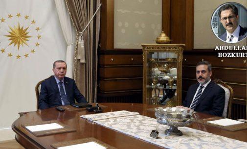 Turquia é agora um estado de inteligência rebelde sob Erdogan