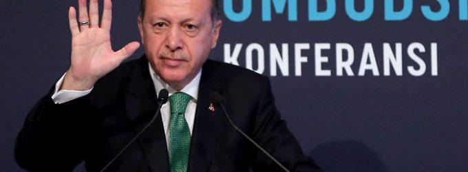 Erdogan acusa Myanmar de ' terrorismo budista ' contra os muçulmanos Rohingya