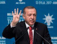 Erdogan quer que perspectiva nacional permeie universidades, mídia e empresas