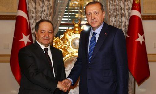 Erdogan diz que a Turquia poderia lançar de repente uma operação contra o Curdistão iraquiano