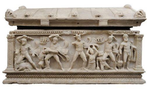 Escultura de Herácles devolvida à Turquia depois de 50 anos