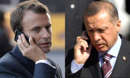 Se referindo a conversas com Erdogan, Macron diz que ser líder mundial não é 'legal'