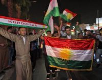 93,2% disseram 'sim' para um Curdistão independente