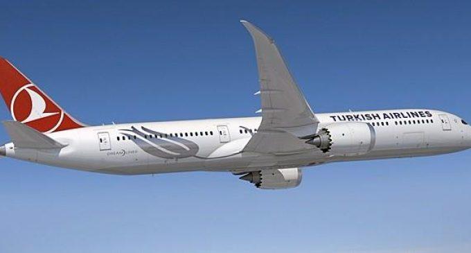 Turkish Airlines sinaliza encomenda de 40 aviões B787-9 Dreamliners