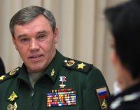 Alto comandante russo visitou secretamente a Turquia