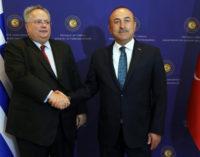 Ministro turco diz que não quer que a Grécia se torne um 'porto seguro' para golpistas