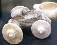 Descobertos brinquedos com 2 mil anos em sepulturas de crianças na Turquia