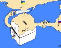 Presidente turco apoia Ucrânia contra anexação da Crimeia pela Rússia