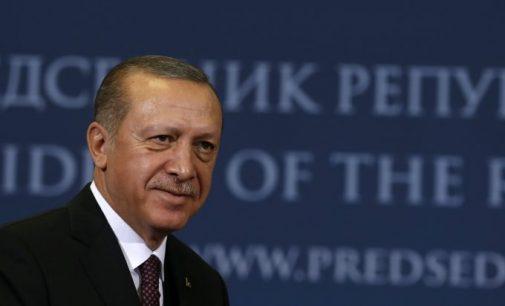Erdogan está intimidando os EUA. Trump deveria fazer alguma coisa.