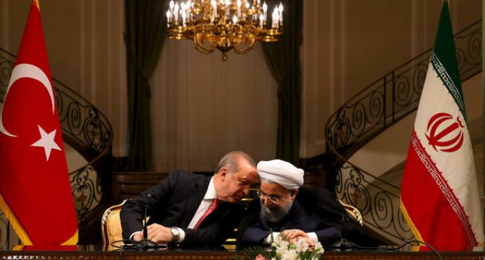 A Turquia se volta para o Oriente