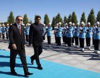 Em que se baseia aproximação entre Venezuela e Turquia?