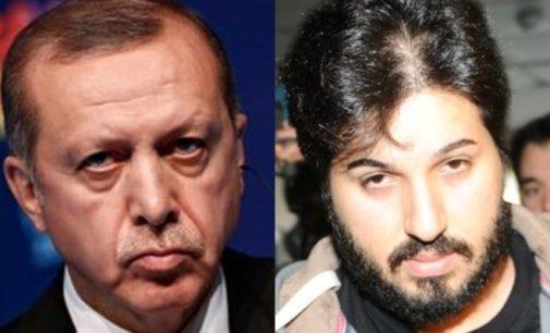 Erdogan ameaça EUA devido a Zarrab, dizendo que ateará fogo no mundo