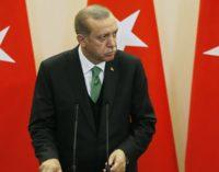 Erdogan não é uma ameaça, mas é uma fonte de preocupação para a Europa