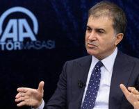 Ministro turco diz que o corte da assistência financeira da União Europeia 'não significa nada' para a Turquia