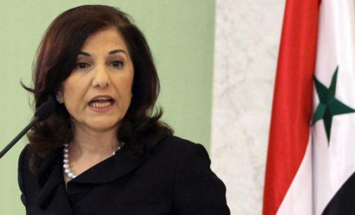 """Conselheira de Assad diz que forças dos EUA e Turquia são """"invasoras ilegais"""" na Síria"""