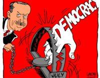 Erdogan admite aprisionar as pessoas do Movimento Gulen