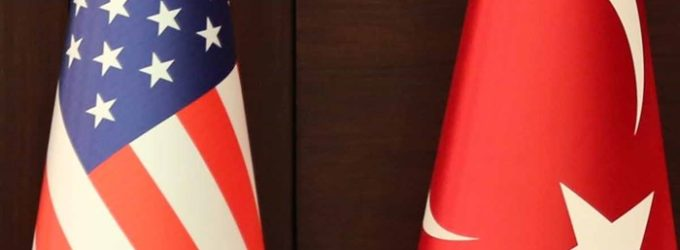 "Turquia desaconselha viagens aos EUA por causa de ""ataques terroristas"""