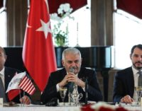 Premiê turco leva caça às bruxas anti-Gulen aos EUA