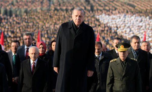 Um teste de fogo para a liderança turca no Oriente Médio