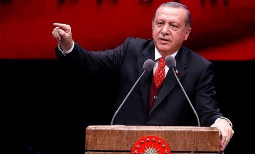 Erdogan diz que Trump e Putin estão enganando o mundo sobre a Síria