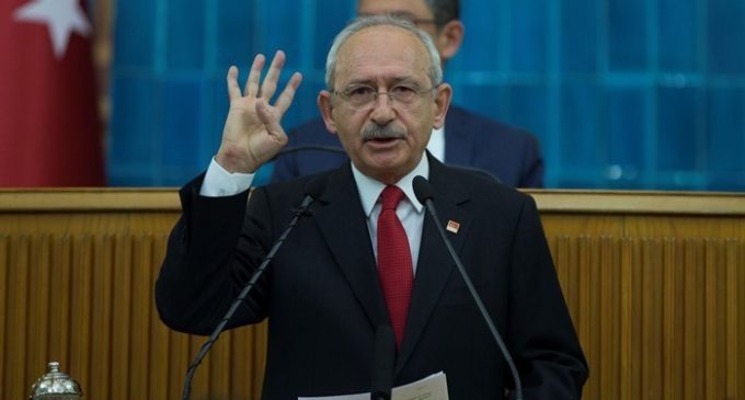 Kilicdaroglu alega que o círculo próximo de Erdogan enviou 15 milhões para paraíso fiscal