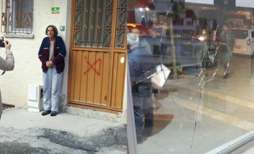 Associação da Igreja Armênia atacada na Malatya