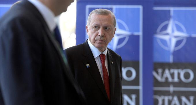 Noruega desculpou-se à Turquia devido a incidente em exercício da OTAN