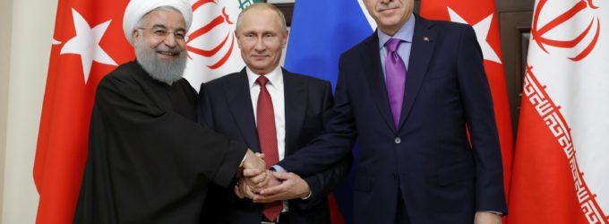 Líderes da Turquia, Rússia e Irã devem discutir sobre a Síria em Istambul