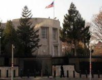 Embaixada dos EUA em Ancara: Agendamentos para visto marcados até janeiro de 2019