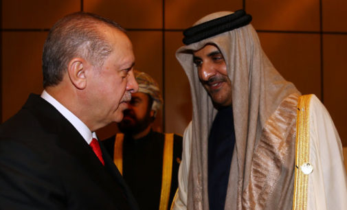 Turquia envia novas tropas para o Catar