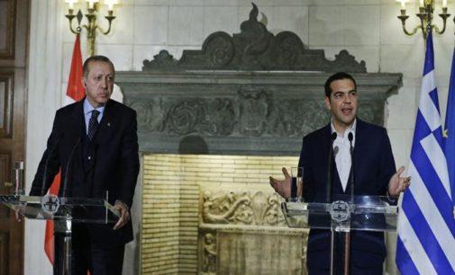 Tsipras recusa pedido da Turquia para rever tratado de 1923
