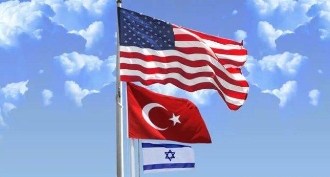 Presidente turco acusa Israel de ser um