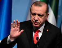 Depois de um ano tenso, Presidente da Turquia estende a mão à União Europeia