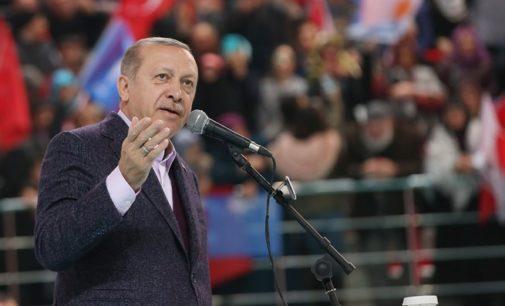 """"""" Israel é um estado terrorista, a decisão de Trump é nula e vazia """", diz Erdogan"""