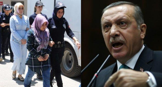 Erdogan diz que está do lado dos oprimidos do mundo