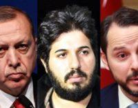 Zarrab diz que retomou a violação das sanções por ordem de Erdogan