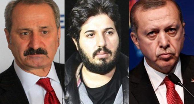 Zarrab testemunha no tribunal que pagou propina ao ministro da economia turco