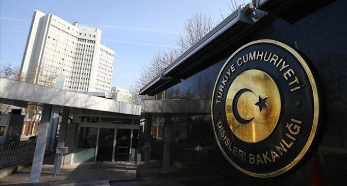 Turquia diz que relatório dos direitos humanos dos EUA está 'cheio de representações falsas'