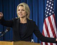 EUA exorta Turquia a desescalar a situação e a diminuir a violência em Afrin