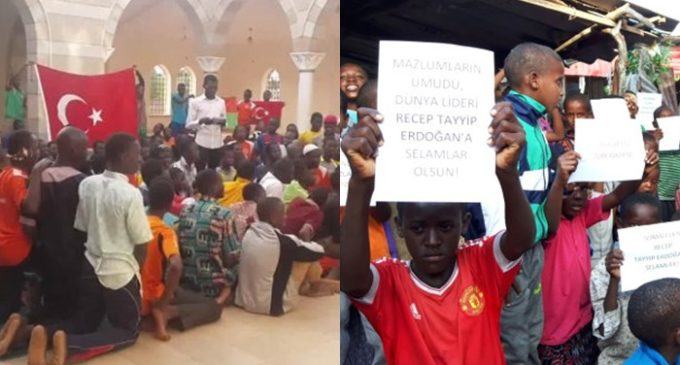 Fundação de Erdogan pressiona ainda mais para substituir as escolas de Gulen na África