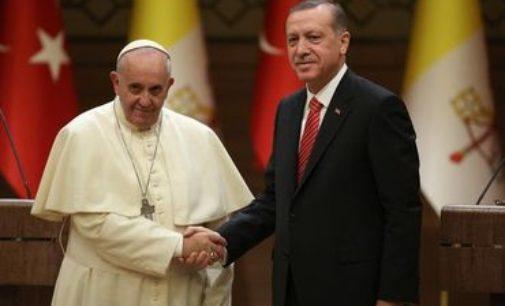 """Papa se encontrará com líder islâmico para debaterem o """"futuro de Jerusalém"""""""