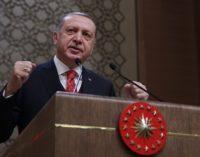 Erdogan diz que a Turquia não mais extraditará suspeitos de terrorismo para os EUA