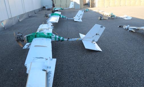 Forças apoiadas pela Turquia atacaram bases russas com drones