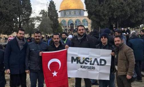 6 turcos detidos em Israel são soltos sob fiança