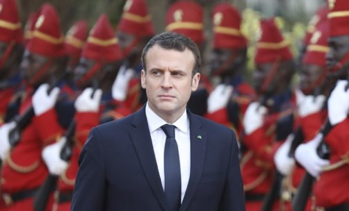 Ministro turco acusa Europa de hipocrisia por observações de Macron sobre Afrin